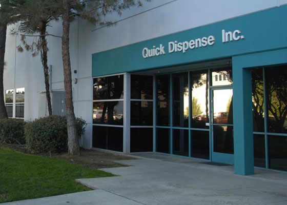 About Quick Dispense Food Service