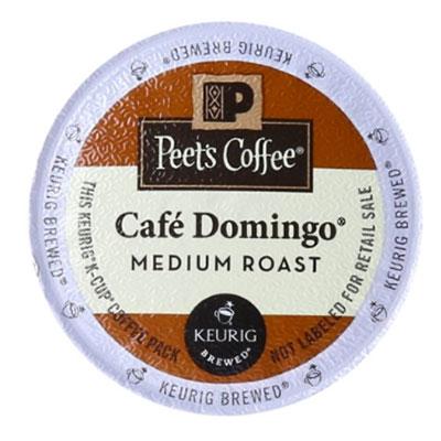 Peet's Café Domingo K-Cup