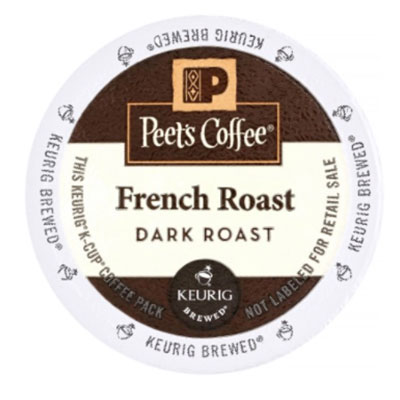 Peet's French Roast K-Cup