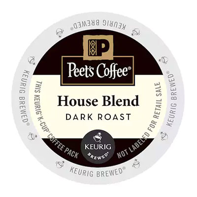 Peet's House Blend