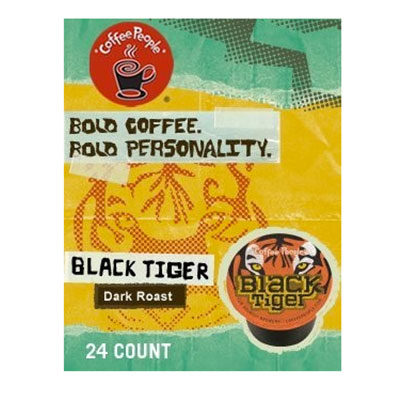 Coffee People – Black Tiger