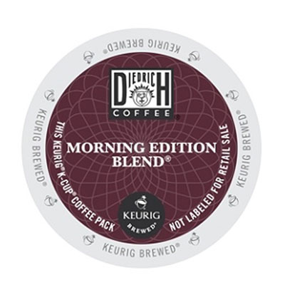 Diedrich – Morning Edition K-Cup