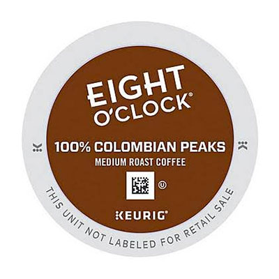 Eight O'Clock – Columbian Peaks