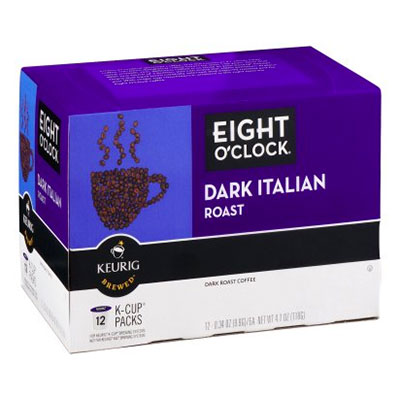 Eight O'Clock – Dark Italian