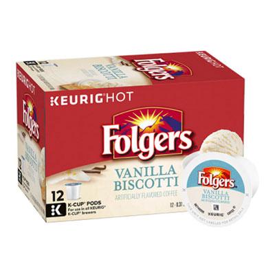 Folgers – Vanilla Boscotti