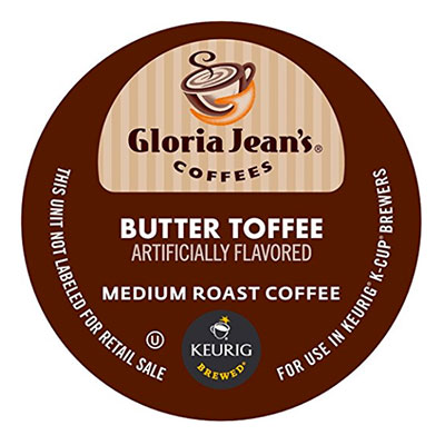 Gloria Jean's – Butter Toffee