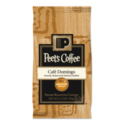 Peet's Coffee – Café Domingo Portion Pack