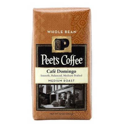 Peet's Coffee – Café Domingo (Whole Bean)
