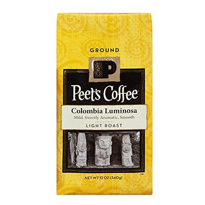 Peet's Coffee – Columbia Luminosa (Ground)
