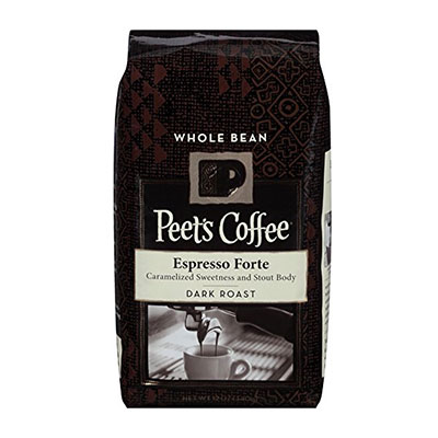 Peet's Coffee – Espresso Forte (Whole Bean)