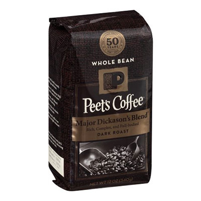 Peet's Coffee – Major Dickanson's Blend (Whole Bean)