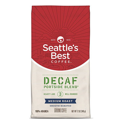 Seattle's Best – Level 3 Whole Bean (Decaf)