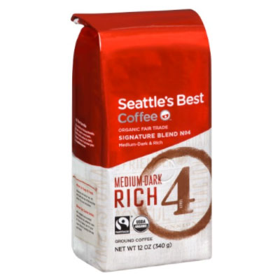 Seattle's Best – Level 4 Whole Bean
