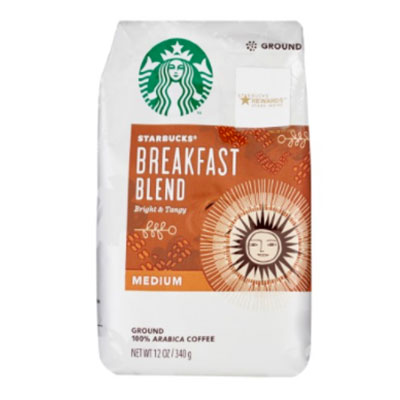 Starbucks – Breakfast Blend (Decaf)