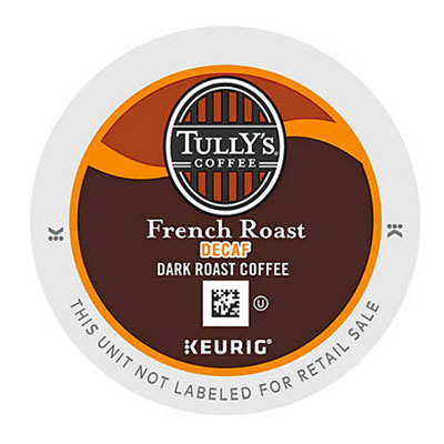 Tully's – French Roast K-Cup