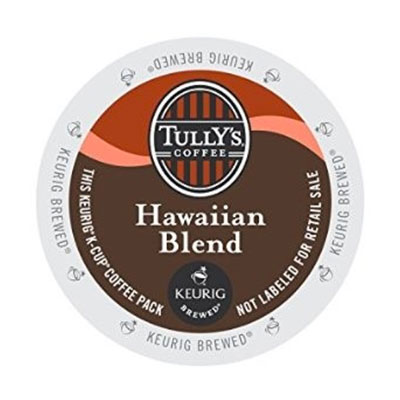 Tully's – Hawaiian Blend K-Cup
