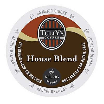 Tully's – House Blend K-Cup