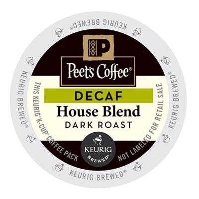 Peet's House Blend (DECAF)