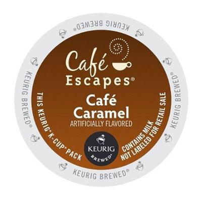 Café Escapes – Café Caramel