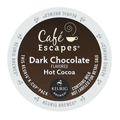 Café Escapes – Dark Chocolate Hot Cocoa