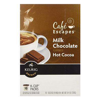 Café Escapes – Milk Chocolate Hot Cocoa