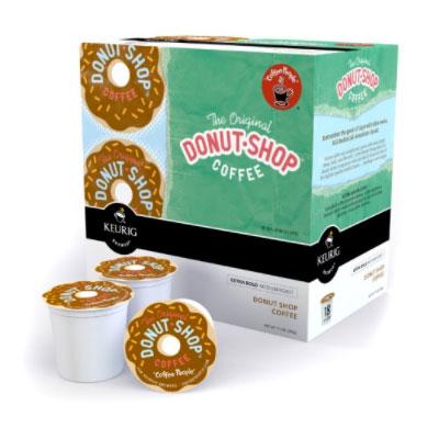 Coffee People – Donut Shop