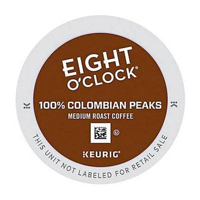 Eight O'Clock – Columbian Peaks
