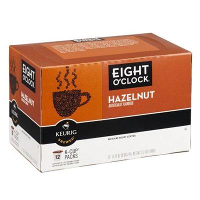 Eight O'Clock – Hazelnut
