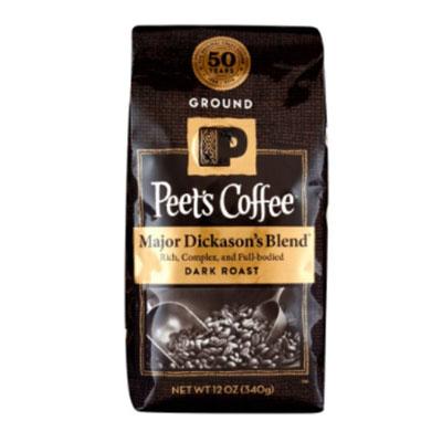 Peet's Coffee – Major Dickanson's Blend Decaf (Ground)