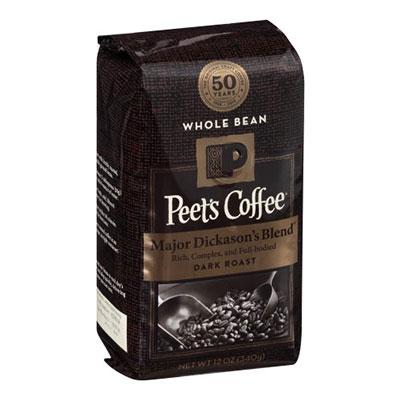 Peet's Coffee – Major Dickanson's Blend (Whole Bean)