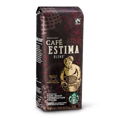 Starbucks -Fair Trade Cafè Estima