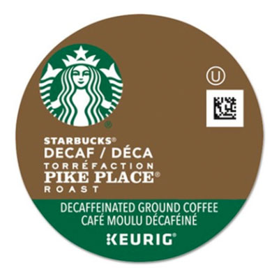 Starbucks – Pikes Place (Decaf)