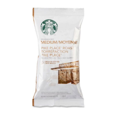 Starbucks – Pikes Place Roast Portion Pack