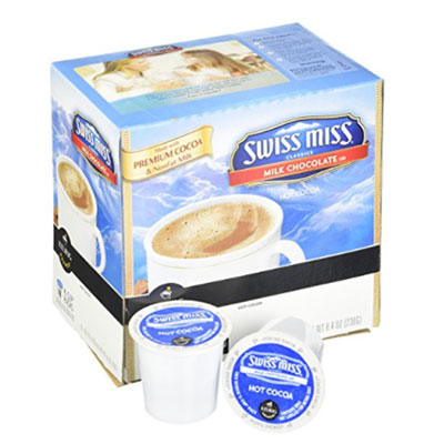 Swiss Miss – Hot Chocolate K-Cups