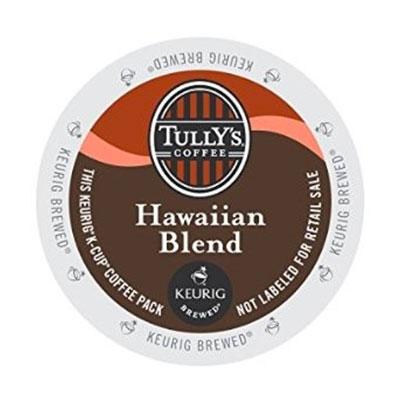Tully's – Hawaiian Blend K-Cup