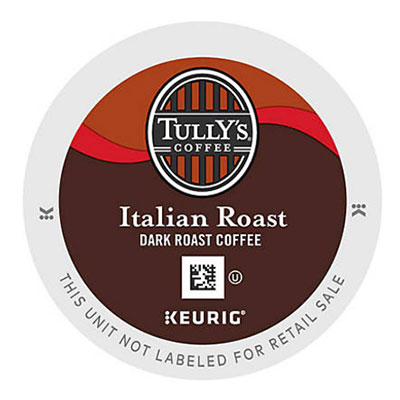 Tully's – Italian Roast K-Cup