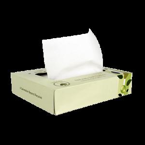 Emerald Tree-Free Travler Box Facial Tissue